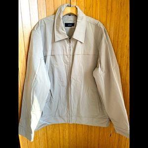 Men's Alfani Khaki Jacket NWT size XXL 🌿 B7